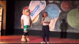 20-06-2014: Carlo Magri alla presentazione del Trofeo delle Regioni in Basilicata