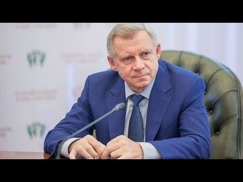 Брифінг Якова Смолія щодо відставки з посади голови НБУ