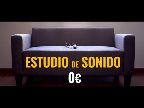 ESTUDIO de SONIDO por 0€