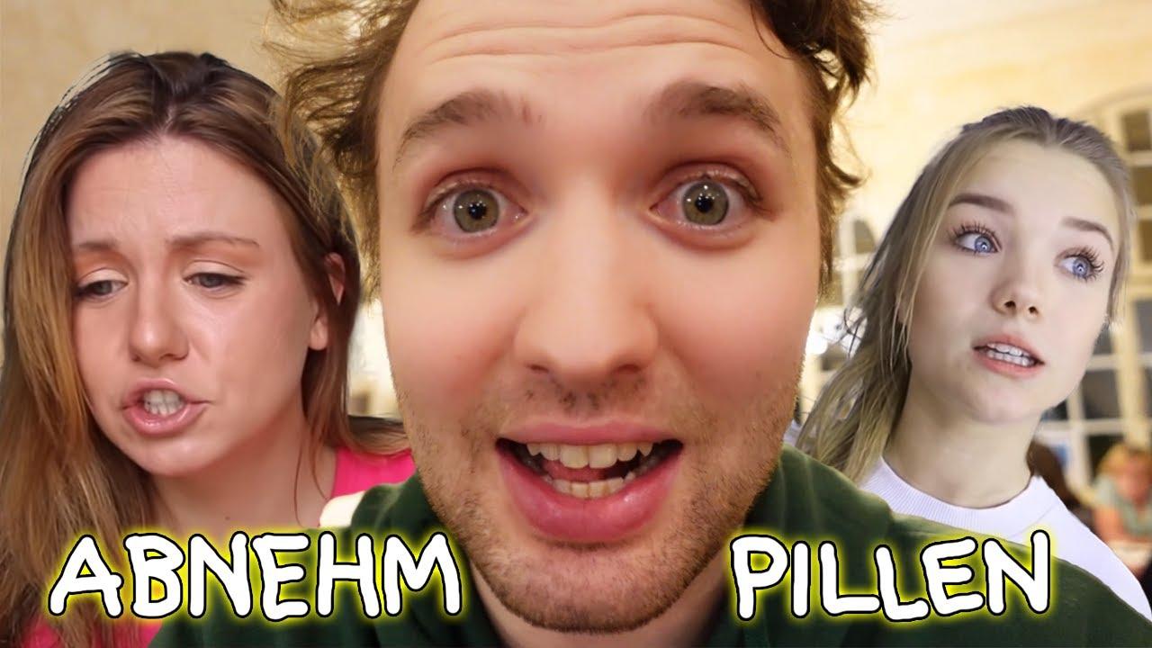 Ich teste Abnehm-Pillen aus Kellys Video - Shape World Schrott - Können Pillen dünn machen?