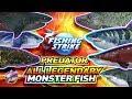 【釣魚大亨 Fishing Strike】 All Legendary Predator Monster fishes 传说中的怪物鱼