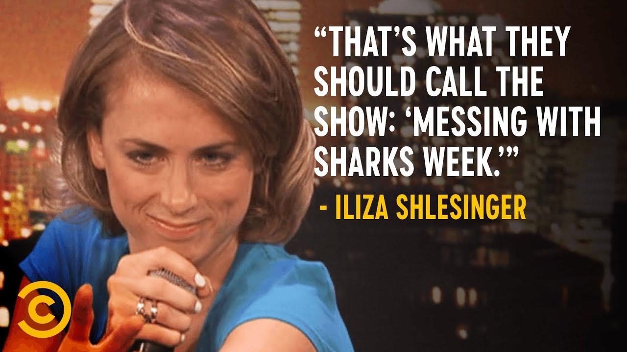 Good Luck Punching a Shark - Iliza Shlesinger