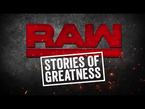 WWE Monday Night RAW - Stories of Greatness feat. KIT (Official Theme)