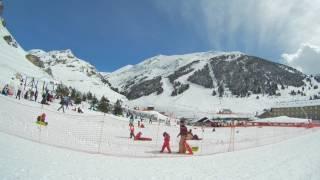 Visitamos la estación de Esquí de Vall de Nuria