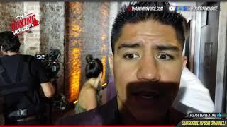 Jessie Vargas Explains Signing to  DAZN and Amount of MONEY DAZN Dumping into Boxing