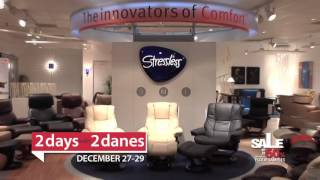 Gambar cover 2 Days with 2 Danes Furniture sales event Nashville TN I Discounted Modern Furniture