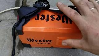сварочный аппарат Wester MINI 200T