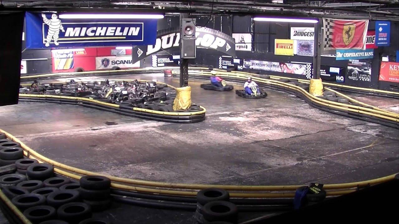 Fast lane go karting fenton