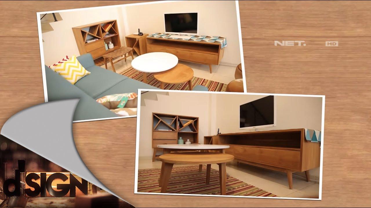 Aplikasi Kayu Jati Pada Furniture Rumah D Sign Youtube