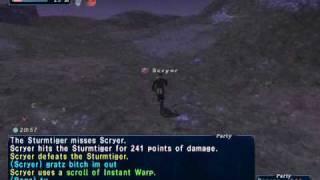 FFXI: Dragoon AF Sturmtiger