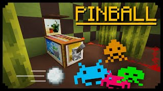 ✔ Minecraft: How to make a Pinball Machine