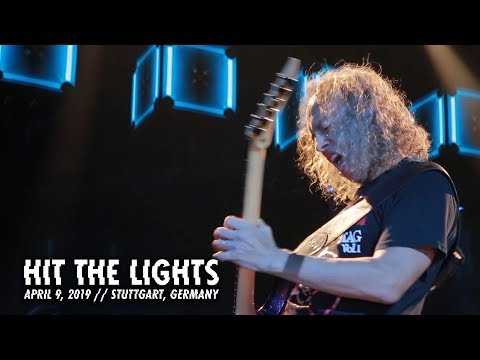 Metallica: Hit the Lights (Stuttgart, Germany - April 9, 2018)
