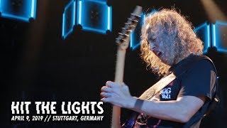 Metallica: Hit the Lights (Stuttgart, Germany - April 9, 2018) YouTube Videos