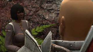 Dragon Age II, Act 2 - Anders Dissent Quest