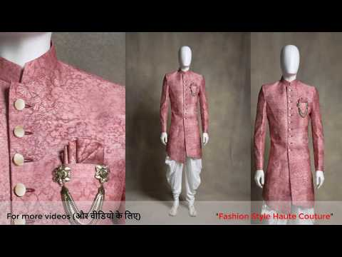 indo-western-dhoti-sherwani-suit-designs-शेरवानी-सूट-डिजाइन-for-boys-men|fashion-style-haute-couture