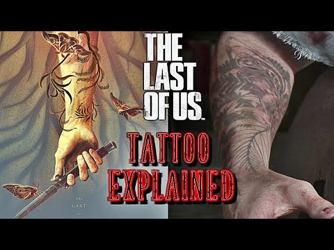The Last Of Us Part Ii Theory And Lore Ellie S Tattoo