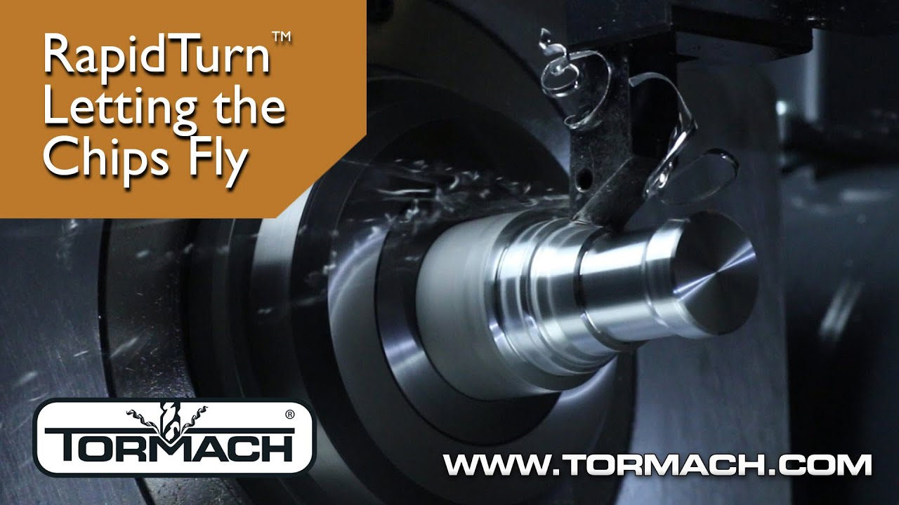 Powerful Hybrid Turning/Milling on a VMC Done Cheap