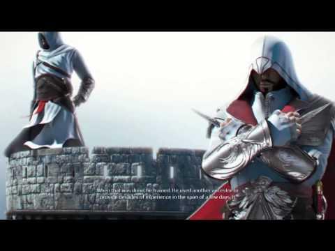 Assassin's Creed III Desmond Trailer