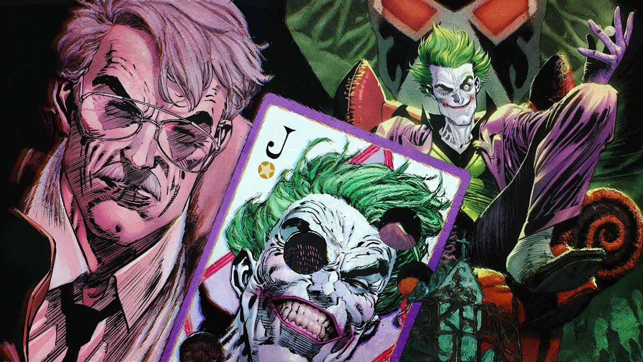 Jim Gordon Is Hired To End The Joker