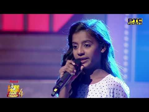 Shabnam | Pehli Vaari Dil Tutya | Semifinal 03 | Voice Of Punjab Chhota Champ 4