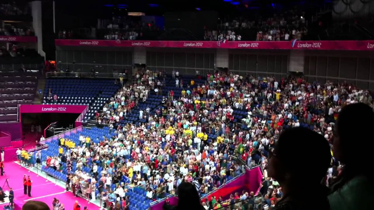 Australian National Anthem - London 2012 Olympic games