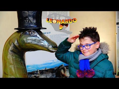 SPECIALE DINOSAURI A GUBBIO - Leonardo D