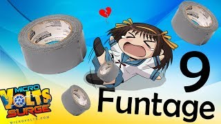 ~Microvolts Fun~ Funtage 9 - Broken Hearts & Duct Tape