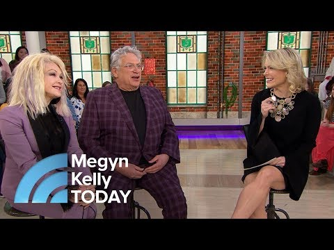 Cyndi Lauper And Harvey Fierstein Celebrate 'Kinky Boots' | Megyn Kelly TODAY