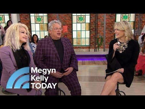 Cyndi Lauper And Harvey Fierstein Celebrate 'Kinky Boots' | Megyn Kelly TODAY