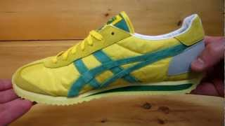 Onitsuka Tiger California 78 OG Vintage Shoes Yellow