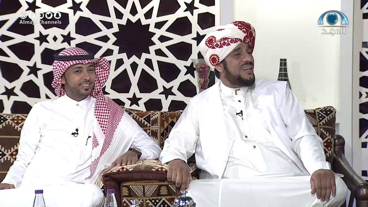 شبكة المجد:اتيناكم لنهديكم .. ازاهيرا و ريحانا  | أ. أحمد الصياد و المنشد عبدالرحمن قاسم