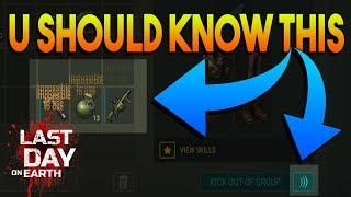 THINGS U NEED TO KNOW ABOUT MERCENARY  |  LAST DAY ON EARTH: SURVIVAL