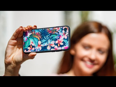 Защитный чехол BoxFace Glossy Panel Xiaomi Redmi Note 7 Fairy Deer