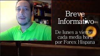 Breve Informativo - Noticias Forex del 20 de Agosto 2018
