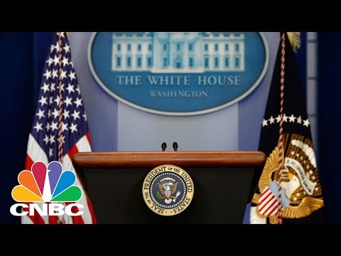 LIVE: White House Holds Daily Press Briefing - May 11, 2018 | CNBC