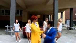 ПолесГУ - Gangnam style (пародия на PSY)