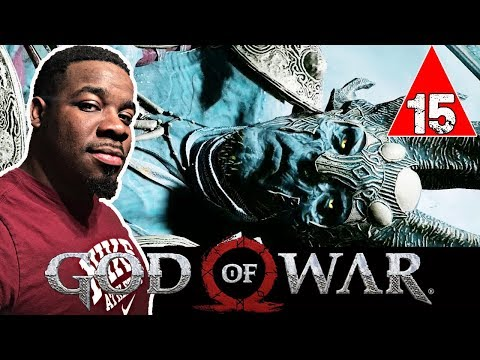 DARK ELF LEADER BOSS !! God Of War Gameplay Walkthrough Part