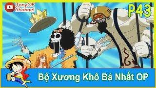 Khoảnh khắc hài hước không thể bỏ qua One Piece P43 | Jony OP