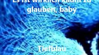 Tom Beck - Tiefblau (Lyrics)