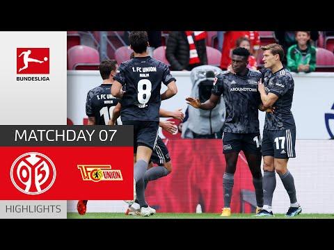 Mainz Union Berlin Goals And Highlights