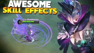 NEW Legendary Miya Skin Gameplay Review Mobile Legends