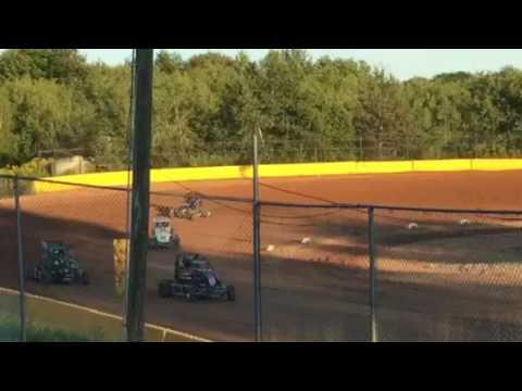 Hamlin Speedway 9-3-16 Mikey Smith 2s