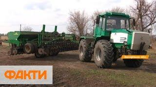 Три месяца без зарплат и посевная под угрозой: в Запорожской области бастуют аграрии
