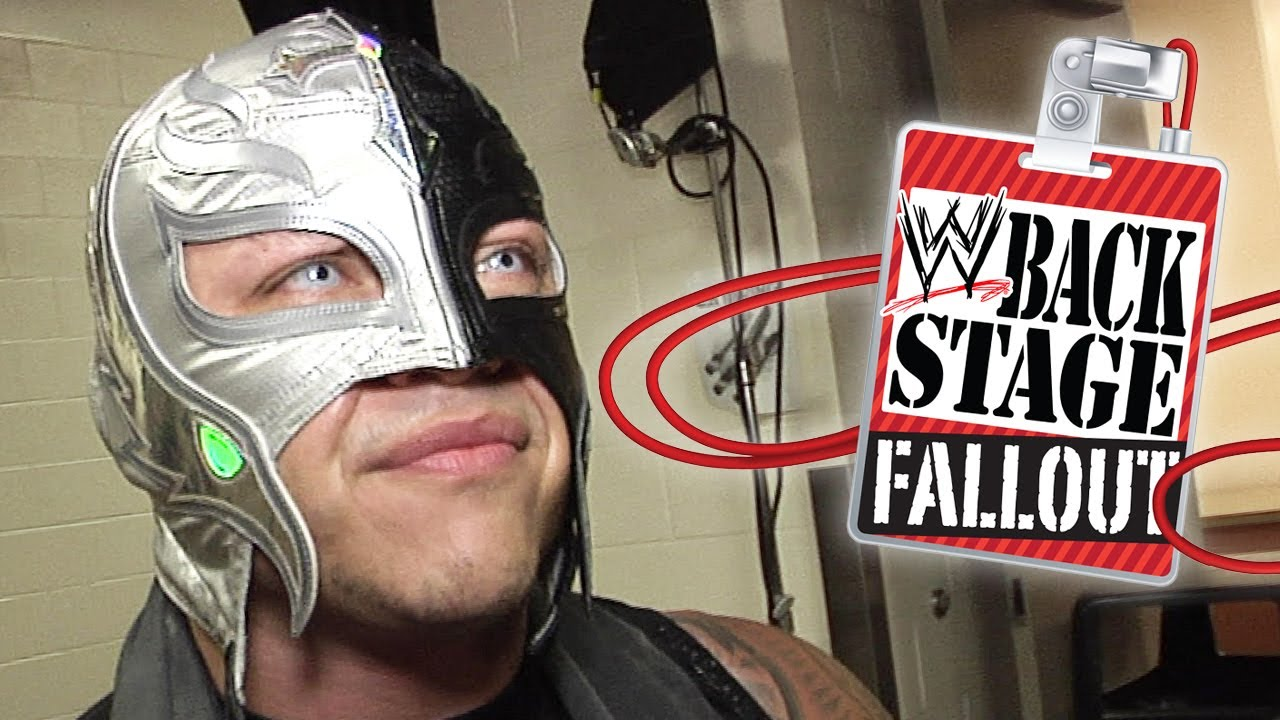 Backstage Fallout - Time and Place - SmackDown - August 10, 2012