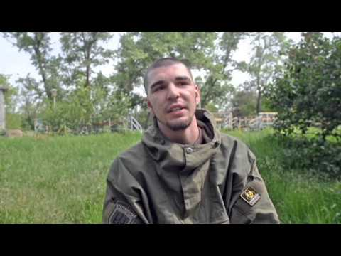 UT Exclusive: Russian citizen fights with Ukraine's Right Sector battalion
