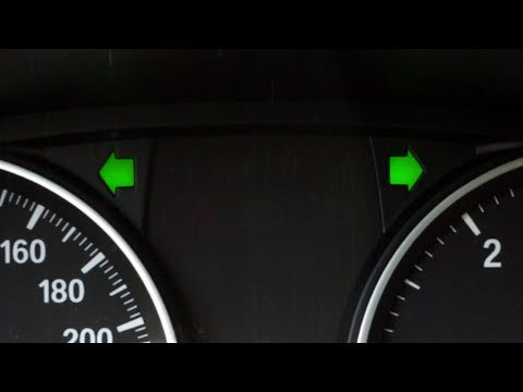 BMW double-flash hazard lights coding (E60 E87 E90)