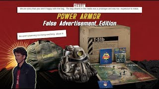 Fallout 76 The Dumpster fire that wont stop burning! The Nylon Bag Gate