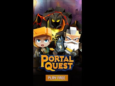 Portal Quest  For Pc - Download For Windows 7,10 and Mac