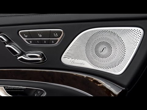 2015 Mercedes S550 Buremester High End 3d 1540w Sound