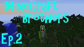 MineCrafing Brothers Ep 2   Important Video !